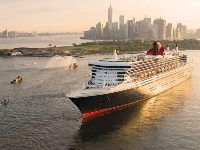 Celebrate 100 years of Cunard World Travel